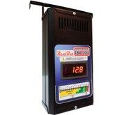 Testador de Bateria Digital e Sistema de Carga Portátil 200 Amperes - REALBAT-TBDR200