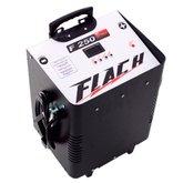 Carregador de Bateria 120A 12/24V com Auxilar de Partida - FLACH CARREGADORES-F250-12/24-RNEW