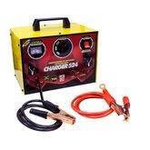 Carregador de Baterias 50A 12/24V Mono Bivolt - V8 BRASIL-CHARGER524