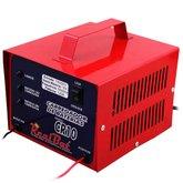 Carregador de Baterias de 12V e 24V 10 Amperes - REALBAT-CR10