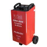 Carregador de Bateria Automotiva 60/40A 12/24V  com Auxiliar de Partida de 400A - PLANATC-CBA-600