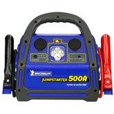 Auxiliar de Partida Jump Starter 12 V 500 A com Luz de Emergência  - MICHELIN-MCH8564