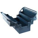 Caixa de ferramentas com 5 Gavetas Azul - MARCON-540