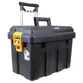 Caixa Plástica para Ferramentas com Roda e Alça Telescópica - VONDER-CRV0200