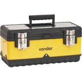 Caixa Metálica para Ferramentas CMV 0380 380 x 160 x 180 mm - VONDER-6105380000