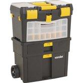 Caixa Plástica com Rodas CRV 0100 - VONDER-6105010000