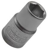 Soquete Sextavado de 13 mm Encaixe 1/2 Pol. - GEDORE-19-13MM