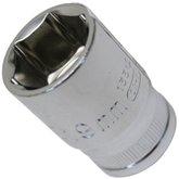 Soquete Sextavado 1/2pol. 19mm  - SATA-ST13310SC