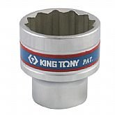 Soquete Estriado de 1/2 Pol. 32mm  - KINGTONY-433032