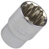 Soquete Estriado de 21 mm com Encaixe de 1/2 Pol.  - STANLEY-4-88-793