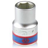 Soquete Sextavado de 17 mm com Encaixe de 3/4 Pol - KINGTONY-633517M