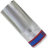 Soquete Sextavado Longo com Encaixe de 3/4 pol. - 24mm  - KINGTONY-623524M