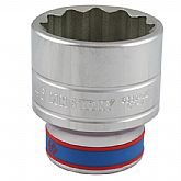 Soquete Estriado de 3/4 Pol. 46mm  - KINGTONY-633046