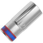 Soquete Sextavado Longo com Encaixe de 3/4 Pol. 27mm - KINGTONY-623527M