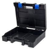 Maleta Plástica Utility Box Preta - POLYMER-4033