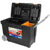 Maleta Car Box 5001 23 Pol. com Alça e Rodas  - ARQPLAST-25371