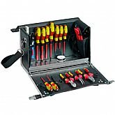Maleta VDE para Eletricista 430 x 290 x 200 mm - GEDORE-048325