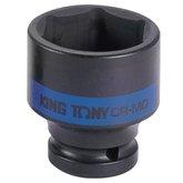 Soquete de Impacto Sextavado de 60mm com Encaixe de 1 Pol.  - KINGTONY-853560M