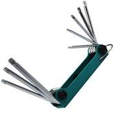 Canivete com Chaves Tork de 8 Peças - FORCE-5083F