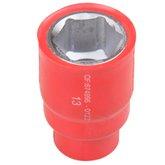 Soquete Sextavado IEC de 24mm com Encaixe de 1/2 Pol. - TRAMONTINA PRO-44335024