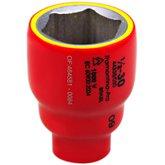 Soquete Sextavado IEC de 30mm com Encaixe de 1/2 Pol. - TRAMONTINA PRO-44335030