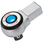 Cabeça Intercambiável Chave Catraca de 1/2 Pol. com Encaixe 9 x 12mm - VIP INDUSTRIAL-900021