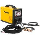 Retificador/ Inversor para Solda 200A/130A  - RIV 205 AC/DC - VONDER-68.78.205.000