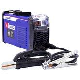Máquina de Solda Inversora com Display Digital 220A  FLAMA 221 - BOXER-1005017