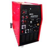 Máquina de Solda MIG 450 PRO Trifásica 380V - PLANATC-MIG-450PRO
