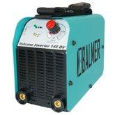 Máquina Inversora de Solda Vulcano Eletrodo Revestido 145A 110/220V - BALMER-145DV