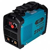 Máquina de Solda Inversora Industrial Mini 200A Com Display Digital  - CR DO BRASIL-MSC200MINI