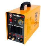 Máquina de Solda TIG/MMA 240  - V8 BRASIL-TIG/MMA-240