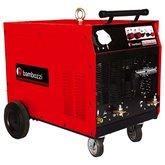 Máquina de Solda Bambina Monofásica 300A  AC/DC Fator 100 (Cobre) TGS TIG - BAMBOZZI-TIG300-AC/DC
