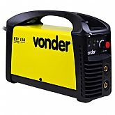 Máquina de Solda Inversora 160A  - VONDER-RIV160