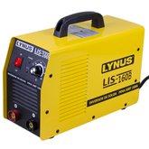 Máquina Inversora de Solda MMA IGBT  160A - LYNUS-LIS-160B