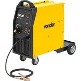 Máquina de Solda Inversora MIG/MAG 250A  MM 251 Monofásica - VONDER-6878251000