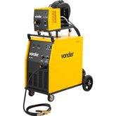 Máquina para Solda MIG/MAG com Cabeçote Externo 400A MM 405 E Trifásica - VONDER-6878405000