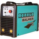 Máquina de Solda Inversora 210A  para Eleltrodo Revestido e TIG DC - BALMER-MaxxiARC210