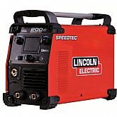 Máquina Inversora de Solda TIG MIG/MAG 200A Speedtec 200C BR - LINCOLN-K14099-3