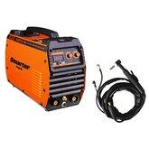 Máquina de Solda Inversora Tig HF Pulsada Mono 160A  - SMARTER-STARTIG-160