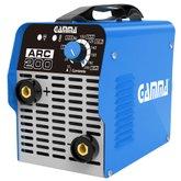 Máquina Inversora para Solda MMA 200A  ARC 200 - GAMMA-G3473AR