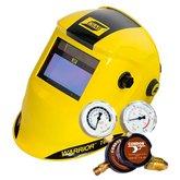 Combo Smashweld 266X - Máscara de Solda + Regulador de Pressão - ESAB-914171