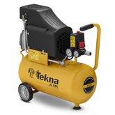 Motocompressor de Ar 8,5 Pés 24 Litros  - TEKNA-CP8525