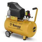 Motocompressor de Ar 8.5PCM 50 Litros Bivolt - TEKNA-CP8.5/50