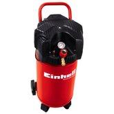 Compressor de Ar Compacto Isento de Óleo 8Bar 30 Litros  - EINHELL-TH-AC-200/30-OF