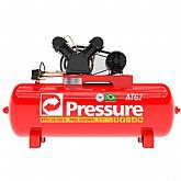 Compressor de Ar 20 P�s 200 Litros Trif�sico - PRESSURE-ATG2-20/200VTN