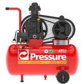 Motocompressor de Ar 7,6 Pés 28 Litros Monofásico Bivolt - PRESSURE-ATG2-7,6/28-IM
