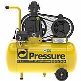 Motocompressor de Ar SE 7,6 Pés 50 Litros Monofásico Bivolt - PRESSURE-SE7650IM-N