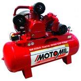 Compressor de Ar Industrial 30 Pés 3P 250 Litros Trifásico 220/380V - MOTOMIL-15974.3