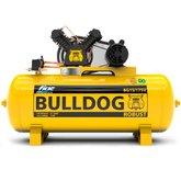 Compressor de Ar Bulldog 3HP 15 Pés 175 Litros Monofásico 110/220V - FIAC-BG15175VM